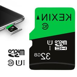 KEXIN 1/2/3PCS 32G Micro SDHC UHS-I Memory Card C10 Micro SD