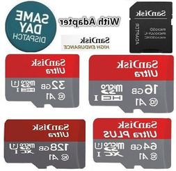 Sandisk 16GB 32GB 64GB Micro SD HC Class 10 TF Flash SDHC Me