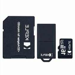 16GB microSD Memory Card by Keple Micro SD Class 10 for Next