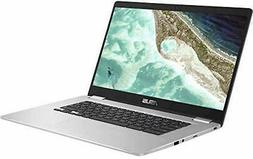 "2019 ASUS 15.6"" HD LED Display Chromebook w/ 128G SD Card 