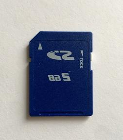 Delkin 2GB High Speed 14MB/s SD Flash Memory Card