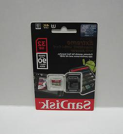 Sandisk 32G Micro Extreme C3 4K HD SD card for ATT ASUS MeMO