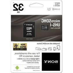Sony 32G micro U2 4K Ultra HD best SD card f AS200V AS100V A