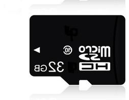 32GB Real Capacity Micro SD HC Class 10 SD Memory Card 🌟F