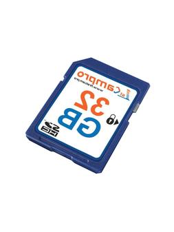 1stCamPro 32GB SD Card for Trail Cameras and Game Cameras