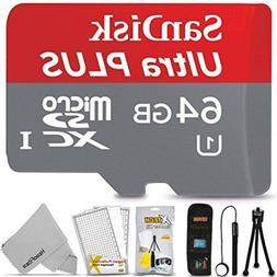 SanDisk 64GB Micro SD Memory Card for Asus Smarphone / Cellp