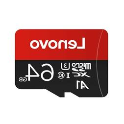 Lenovo 64GB TF  Card High Speed Memory Card NEW
