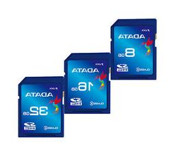 ADATA Class 4 8GB,16GB,32GB SDHC SD Card Flash Memory for DS