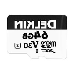 Delkin DDMSDW66064G Devices 64GB Advantage microSDXC UHS-I U