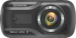 KENWOOD DRV-A501WDP GPS Integrated Dual Dash Cam + Full HD r