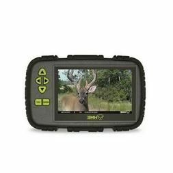 """HME SD Card Reader and Viewer with 4.3"""" LCD Screen"""