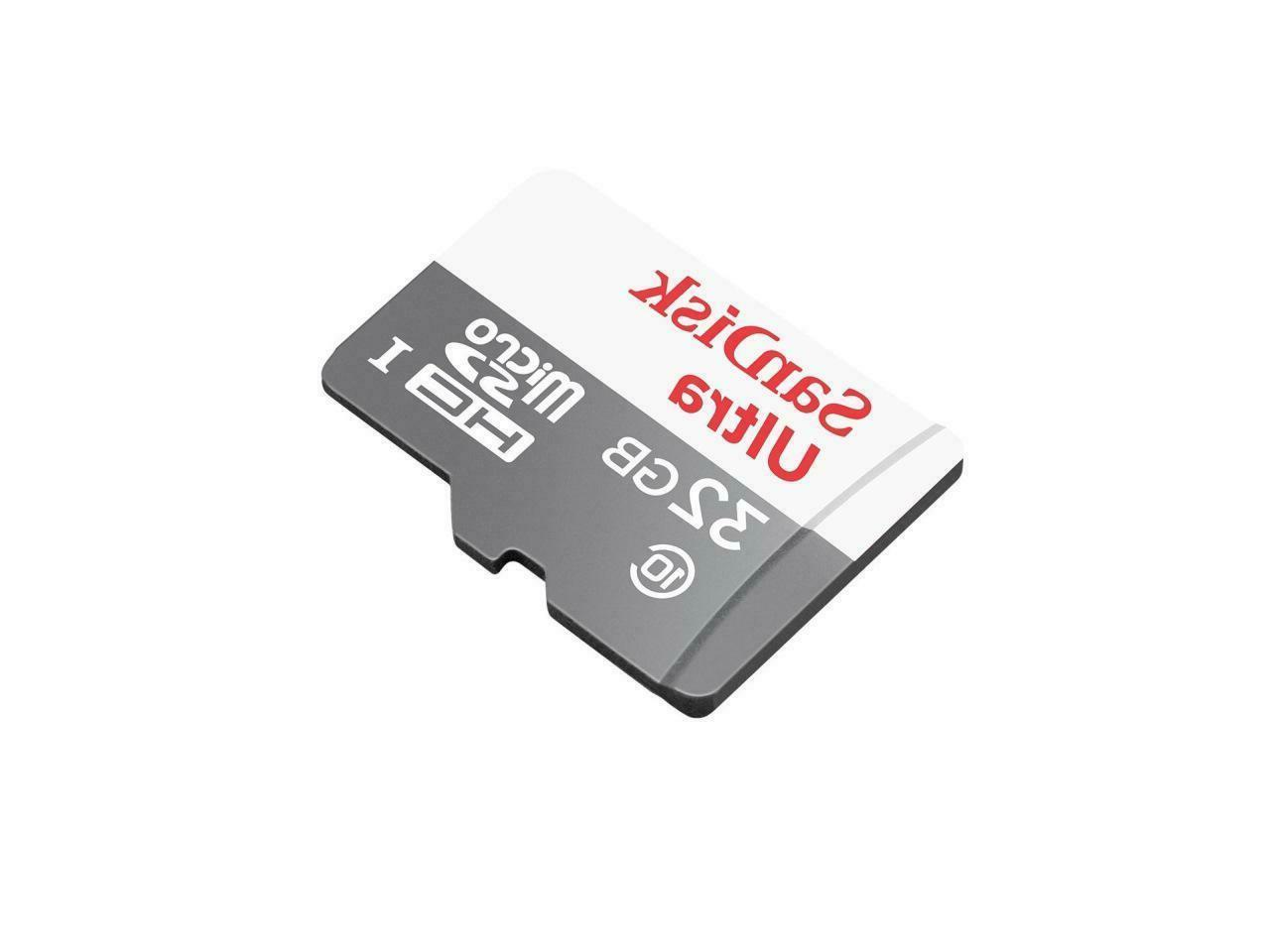SanDisk Micro SD Card 16GB TF for Smartphones