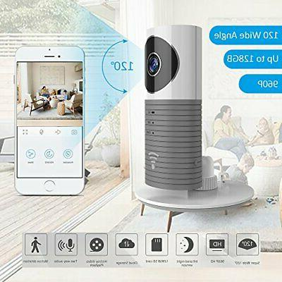 clever dog hd pet camera wifi home