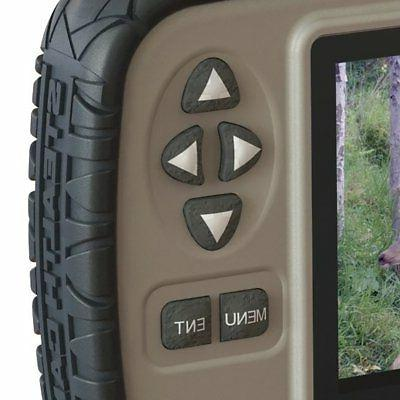 Stealth LCD Screen Game Viewer & SD Reader for Hunting
