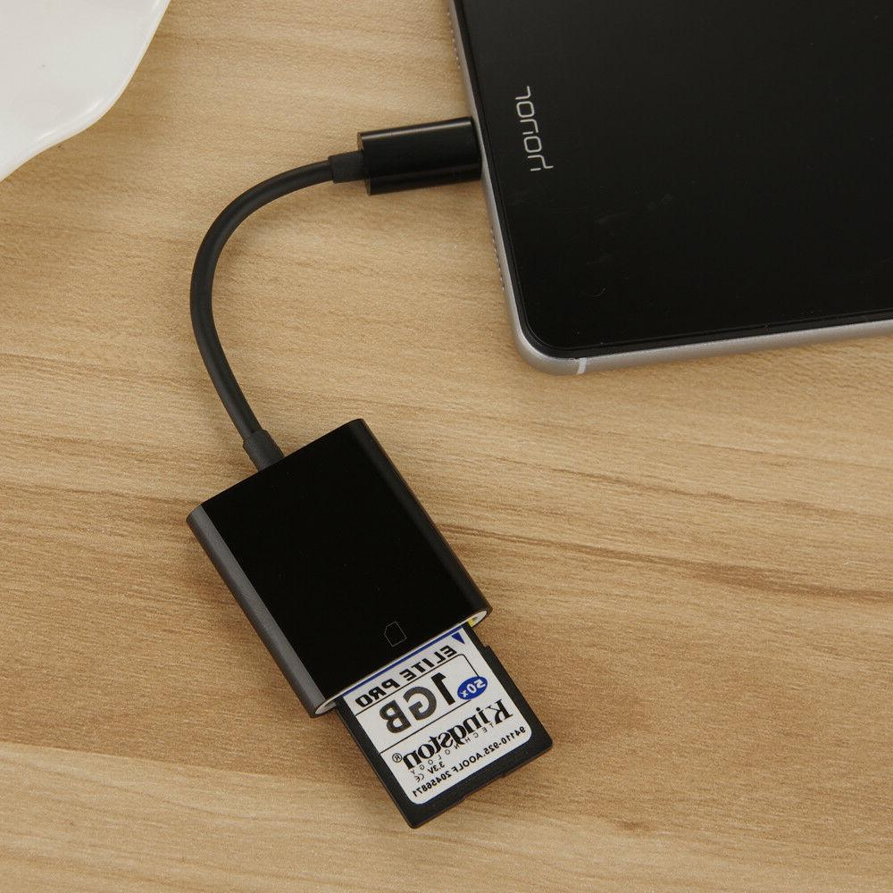 Memory Reader Viewer For SD Card USB