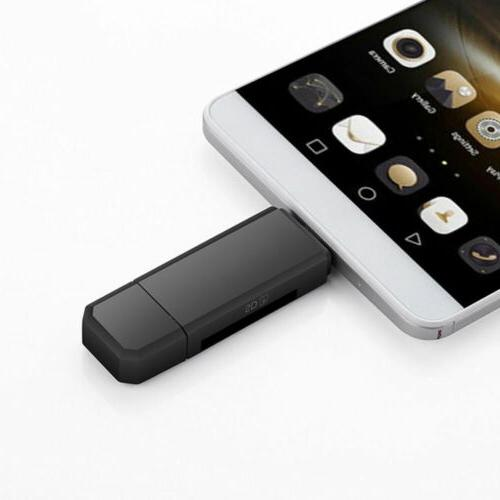 Micro OTG USB 2.0 Card For Android Phone PC