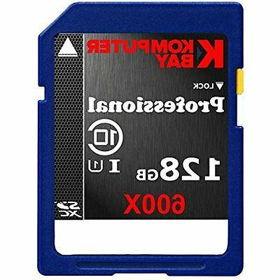 sd cards 128gb sdxc secure digital extended