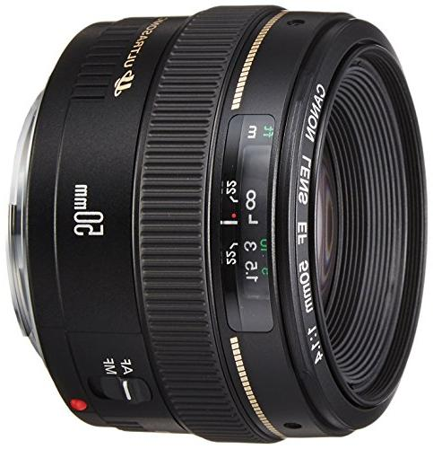 Canon EF50mm compatible with full-size