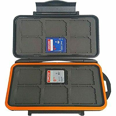 weather resistant storage case for trail camera