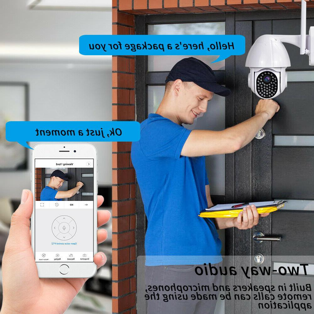 WIFI With SD Card HD Webcam US Home