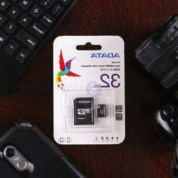 Micro SD 8 16 32 Gb microSDHC Memory Card with Adapter CLASS