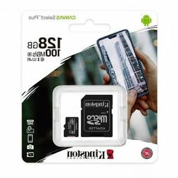 Kingston Micro SD Canvas Select Plus Memory Card 16GB 32GB 6