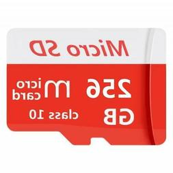 Generic Micro SD Card 256GB High Speed Class 10 Micro SD SDX