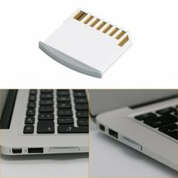 Micro SD Card Adapter for Macbook Air Pro Ultra Small, Plug
