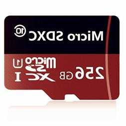 Generic 256GB Micro SD SDXC Class 10 Memory Card 256gb with