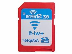 Micro SD Share WiFi Wireless For TF Adapter LAN Flash Memory