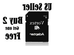 Micro SD to SD HC SDHC Memory Card Adapter Reader - NEW Buy