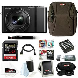 Panasonic Lumix DMC-ZS100 Digital Camera Bundle