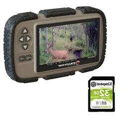 Picture Viewer For Trail Camera Hunting 32GB SD Card Include