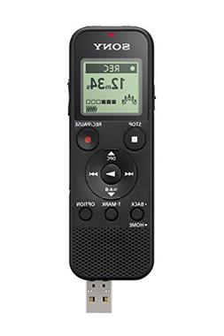 Sony PX370 Mono Digital Voice Dictation Recorder + Built-in