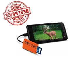 BoneView SD Card Reader for Android  Type C USB Trail Camera