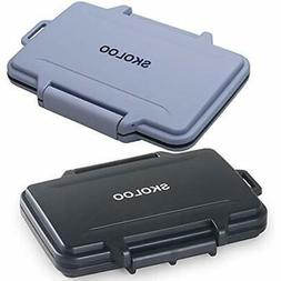 SD Compact Flash Memory Card Case  Computers Accessories