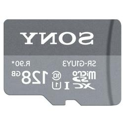 Sony SR-G1UY3A/GT High Speed 128GB Class 10 Micro SDXC UHS-I