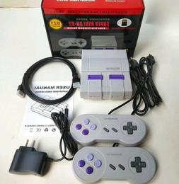 Super Nintendo Mini Classic HDMI SD Card 821 Games 3 Day Pri