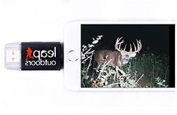Trail Camera Viewer - Perfect For Hunters To View Game Camer