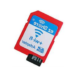 ez Share WiFi SDHC adapter Wireless SD card MicroSD adapter